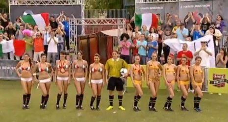 hungary, bikinis, euro 2012