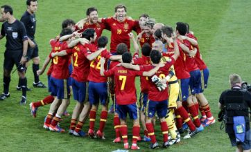 Spain seal greatness as first to win three major tournaments in a row