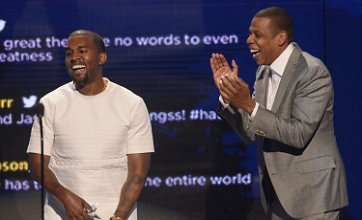 Jay-Z and Kanye West win at BET Awards for Watch The Throne