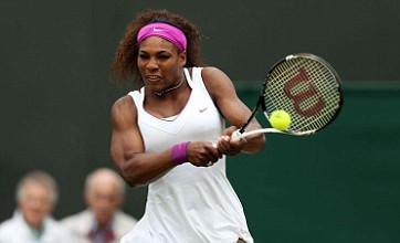 Serena Williams into Wimbledon last eight after Yaroslava Shvedova win