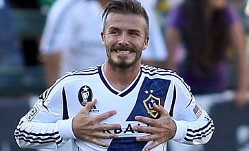 David Beckham's Olympic exclusion solely for football reasons – Pearce