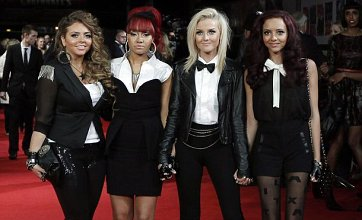 X Factor's Little Mix, Amelia Lily and Aiden Grimshaw set for chart battle