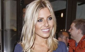Mollie King gets unwelcome reminder of single status at Una's wedding