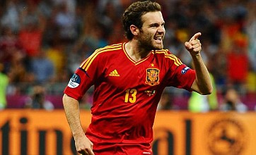 Spain name Euro winners Mata and Alba in London 2012 Olympic squad