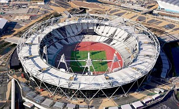 London 2012 Olympic Stadium could host Rugby 2015 World Cup matches