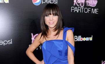 Carly Rae Jepsen: Naked photos 200 per cent not me