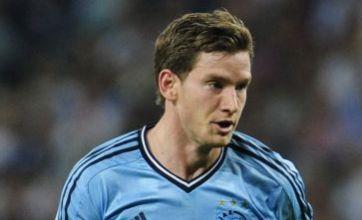 Tottenham close in on Ajax defender Jan Vertonghen after fresh talks
