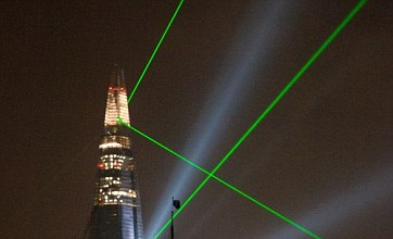 Shard work pays off! Britain's tallest building set for spectacular opening