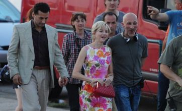 First glimpse of Cas Anvar as Dodi Fayed in Princess Diana biopic