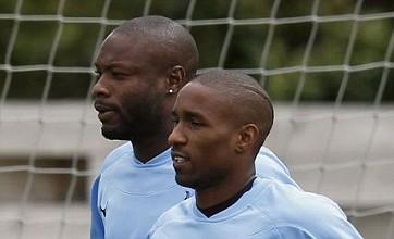 Jermain Defoe and William Gallas could swap Tottenham for QPR