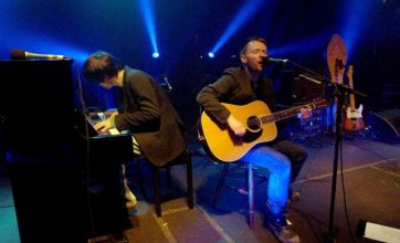 Radiohead record new songs at Jack White's Third Man studio