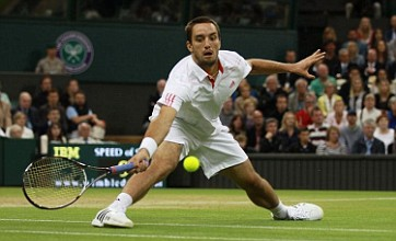 Victor Troicki told how to beat Novak Djokovic by Wimbledon crowd