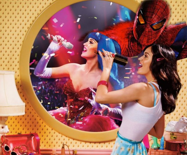The Amazing Spider-Man, Katy Perry: Part of Me
