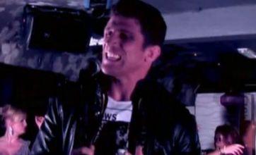 Alex Reid debuts dingy, low-budget music video for Stardust