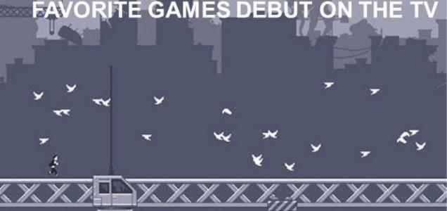 Canabalt - next generation gaming?