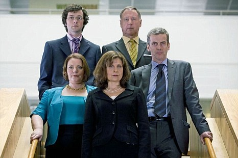 Hurrah for the return of The Thick Of It