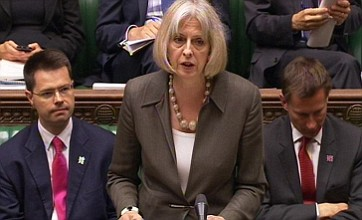 London 2012: No compromise in Olympic security, says Theresa May