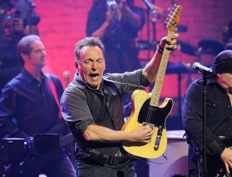 Bruce Springsteen, Hard Rock Calling London
