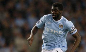 Kolo Toure set to net £2.5m as he closes in on £3m Bursapor move