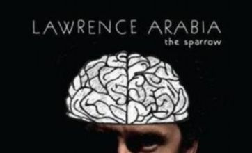 Lawrence Arabia: The Sparrow is cleverly written and smartly produced