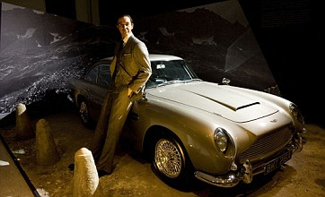 Designing 007: 50 Years Of Bond has enough treasures to satisfy fans