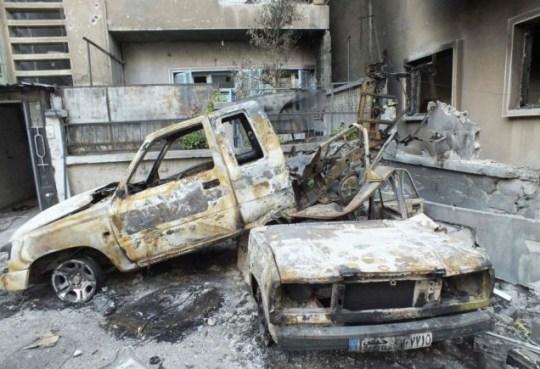 Homs, syria, red cross, civil war