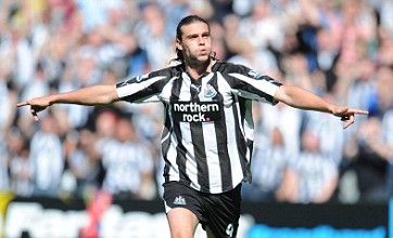 Liverpool's Andy Carroll set for loan move back to Newcastle