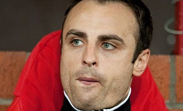 Dimitar Berbatov takes to Facebook to beg for Manchester United departure