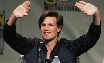 Matt Smith wants Christopher Eccleston and David Tennant for Doctor Who special