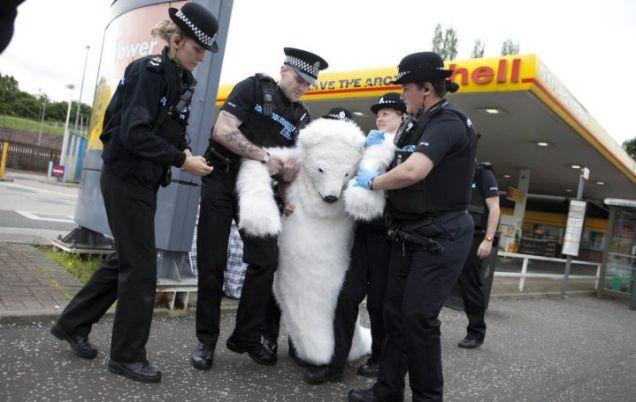 Greenpeace, Save The Arctic campaign