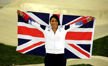 BMX rider Shanaze Reade trying to find perfect balance at London 2012