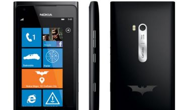 Ultimate Batphone created by Nokia as Dark Knight Rises hype builds up