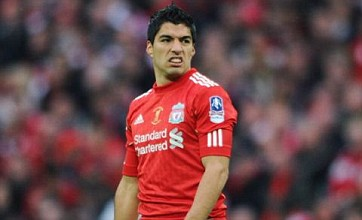 Luis Suarez: Man United's political power got me banned in Patrice Evra row