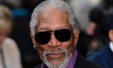 Dark Knight Rises Morgan Freeman: I'm not sad about end of Batman