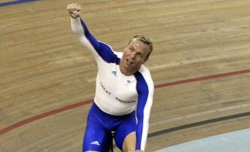 Sir Chris Hoy denied chance to defend title at London 2012 Olympic Games