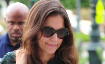 Katie Holmes reunited with Suri Cruise as she prepares for Broadway return