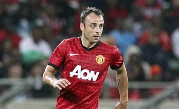 Dimitar Berbatov in talks with Galatasaray over Man United exit