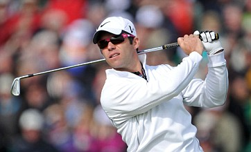 Paul Casey looks on the bright side after crashing out of The Open