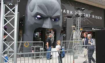 Paris Dark Knight Rises premiere cancelled after gunman kills 12 in US