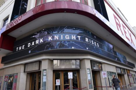 The Dark Knight Rises, Aurora