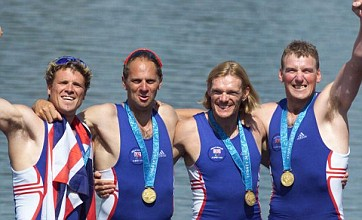 Sir Steve Redgrave: In any other sport we'd have been worshipped as gods