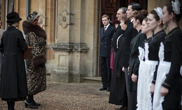 First look at Downton Abbey series three