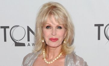 Joanna Lumley: If I could go back in time I'd tell myself not to be so cocky
