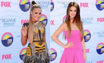 Demi Lovato v Selena Gomez at Teen Choice Awards 2012: Hot or Not?
