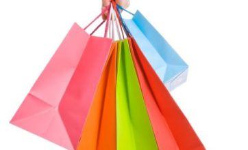 A third of women chose to keep their shopping bargains top secret