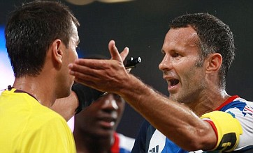 Ryan Giggs raps Senegal for 'ridiculous' tackling in Olympic opener