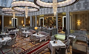 Top ten places to go for afternoon tea in London