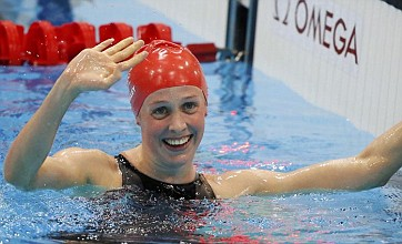Hannah Miley through to London 2012 swim final with first British victory