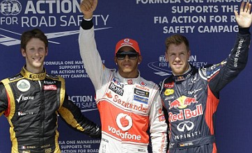 Lewis Hamilton storms to pole for Hungarian GP