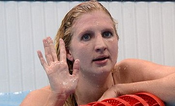 Rebecca Adlington expected to announce retirement from swimming